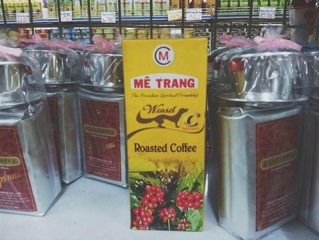 кава з В`єтнаму