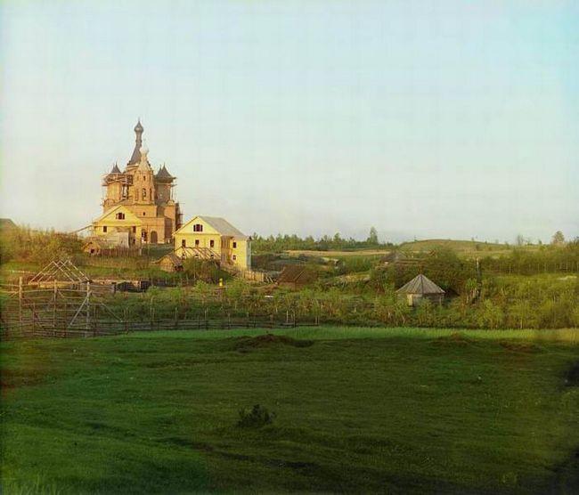 Колоритні фотографії поволжя на початку xx століття