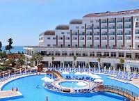Комфортабельні готелі сиде 5 зірок - перша лінія, все включено, власний пляж