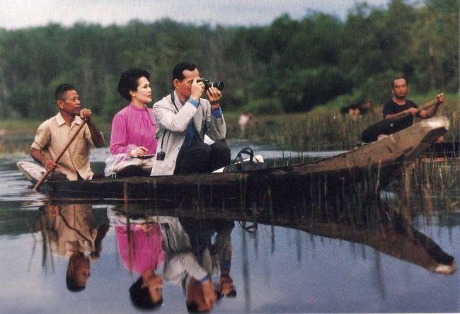 Найцікавіші факти про короля таїланду