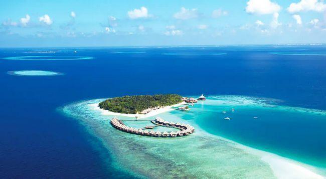 Найкрасивіші острови світу - топ 13