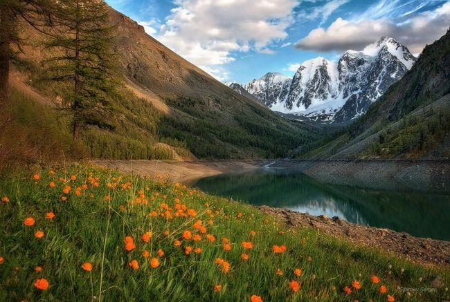 Красиві озера росії, які треба побачити кожному