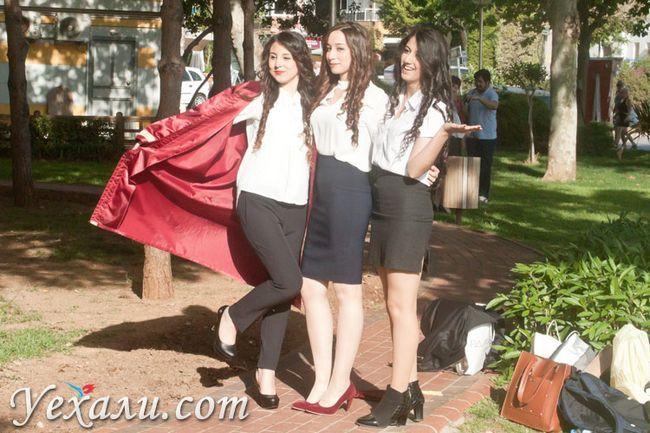 Фото Аланії: турецькі дівчата