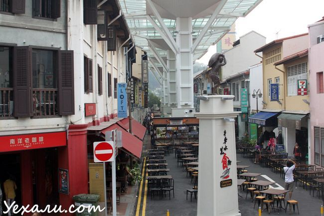 Красиві фото сінгапуру - вулиці, хмарочоси, сади і лангусти з космічної ціною