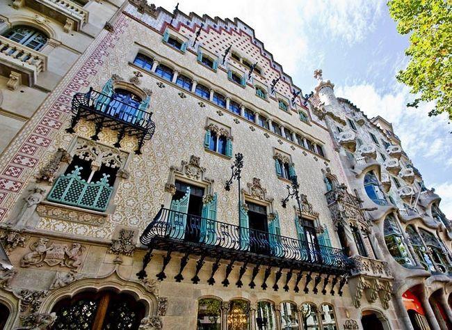 Найкрасивіші місця Барселони: будинок Амалії