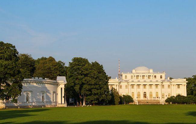 Єлагін палац