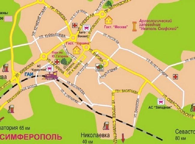 Куди сходити в столиці криму - фото і опис пам`яток сімферополя