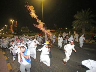 Кувейт порушує режим