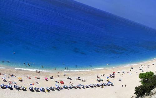 Левкада - поезія, пляжі і віндсерфінг