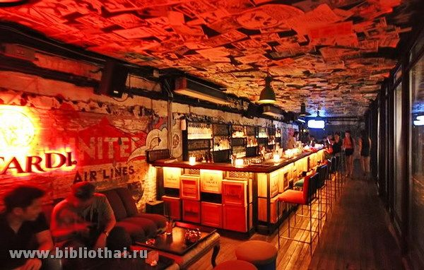 Кращі дискотеки і нічні клуби, bangkok