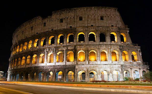 найкраща пам`ятка європи: Колізей