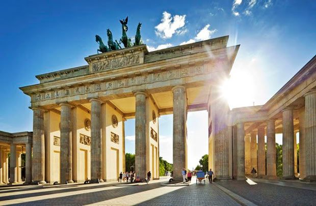 кращі пам`ятники європи: Бранденбурзькі ворота