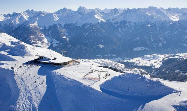 Топ 10 гірськолижних курортів Австрії