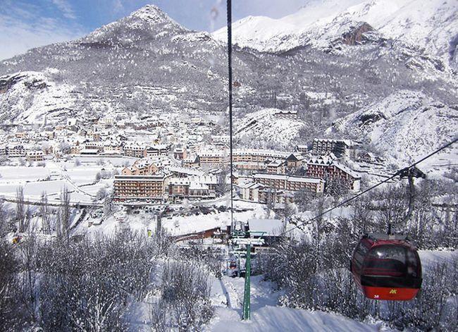 Кращі гірськолижні курорти Іспанії