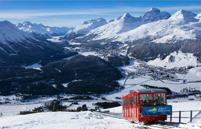 10 кращих гірськолижних курортів Швейцарії