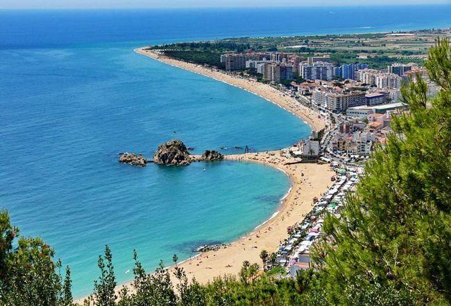 Курорти Іспанії поруч з Барселоною