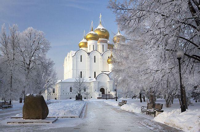 Найкращі маршрути по об`єктах ЮНЕСКО в Росії