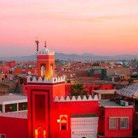 Кращі місця для туристів - марракеш