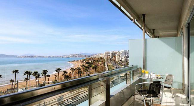 Кращі готелі Афін: Poseidon Hotel.