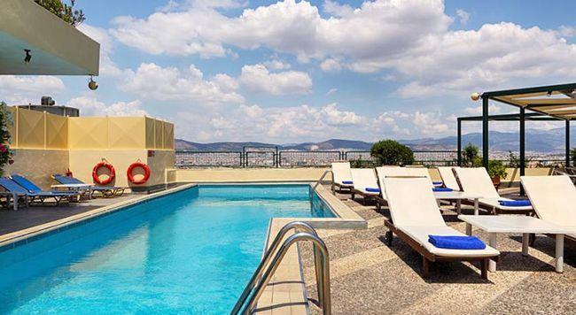 Кращі готелі Афін: The Stanley.