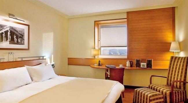 Кращі готелі Афін по співвідношенню ціни і якості: