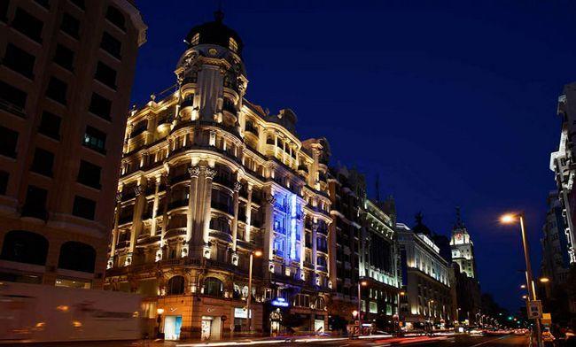 Кращі готелі мадрида - рейтинг топ 10