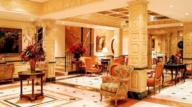 Кращі готелі Мадрида
