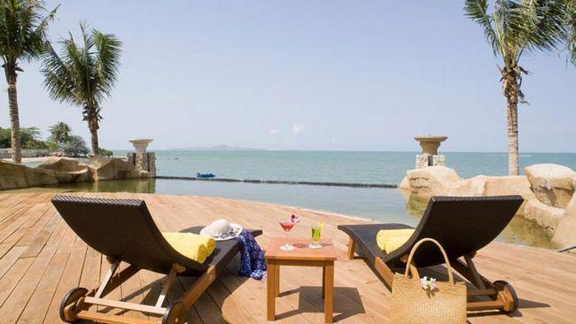 Кращі готелі на півночі паттайя поруч з пляжем вонгамат