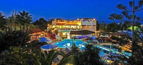 Кращі готелі острова кіс: 3, 4, і 5 зірок