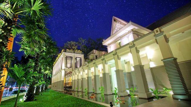 Кращі готелі Сієм Ріпа, фото Shinta Mani Club Siem Reap.
