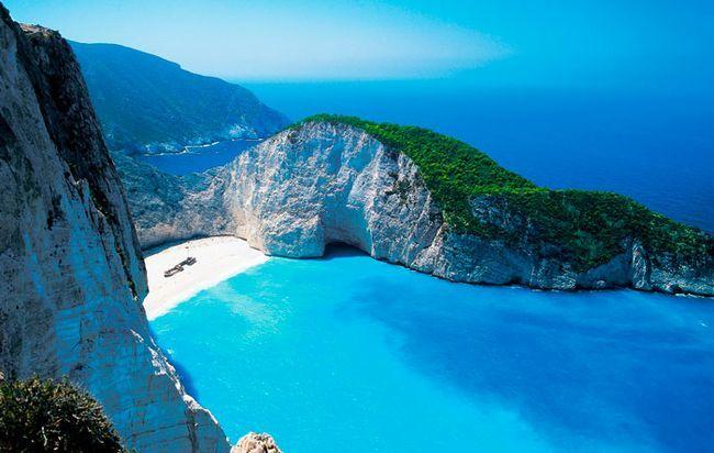 найкращі пляжі Європи