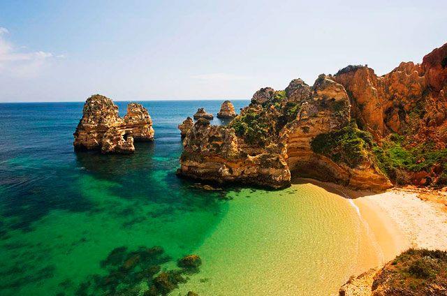 найкращі пляжі в Європі