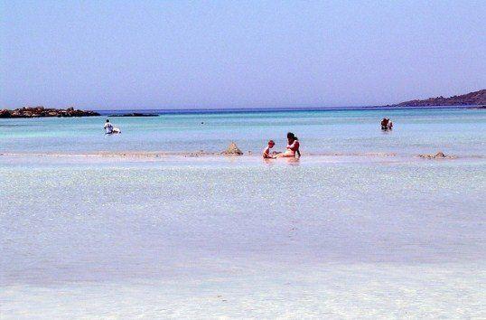 Кращі пляжі кріта