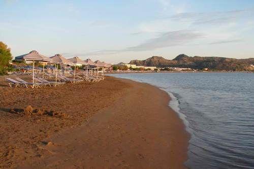 Кращі пляжі родосу