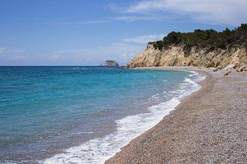 Кращі пляжі санторіні