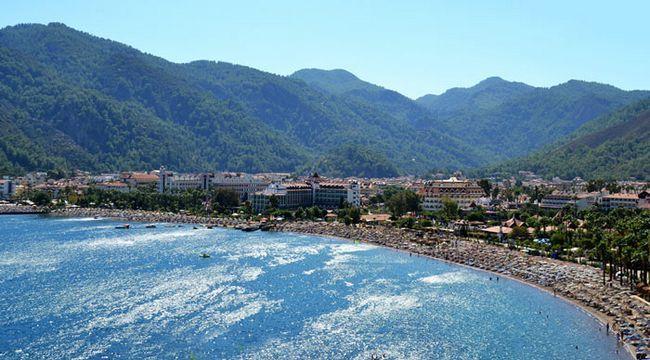 найкрасивіші пляжі Туреччини