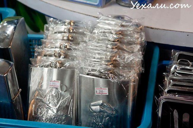Магазин Лукдод в Паттаї. Ціни на сувеніри з Таїланду.