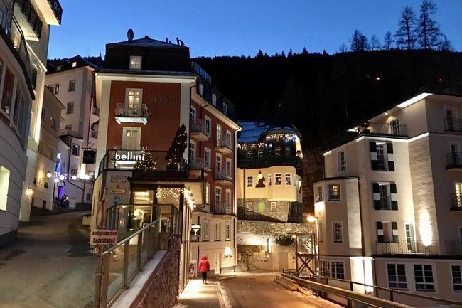 Магія австрійських гірськолижних курортів