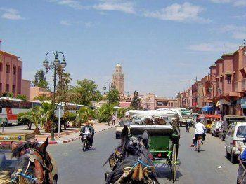 Марокко: в цьому році російський турпотік зріс на 35%