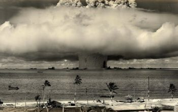 Маршаллові острови: день вижили при ядерному вибуху
