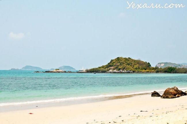 Пляж Хат Нанг Рам: кращий пляж Паттайя