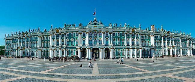 Музей Ермітаж в Санкт-Петербурзі
