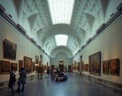Музей прадо - найяскравіша пам`ятка мадрида