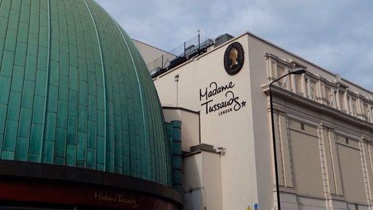 Музей воскових фігур «мадам тюссо» в лондоні