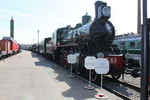 Музей залізничної техніки