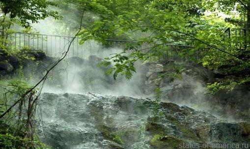 Національний парк хот-спрінгс