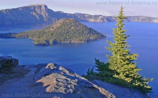 Національний парк озеро крейтер
