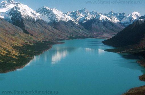Озеро кларк