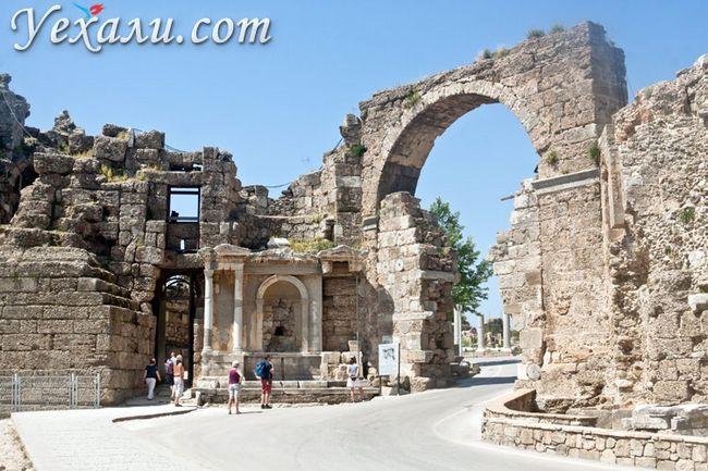 Маршурт по стародавніх міст Туреччини: Сіде