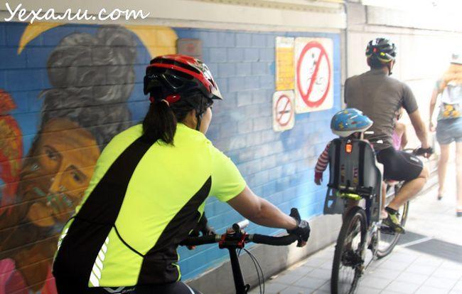 Заборони і штрафи в Сінгапурі, фото.